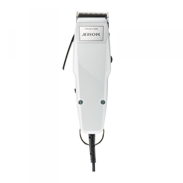 MOSER 1400-0268 Biała maszyna do cięcia pic