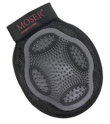 Rękawiczki do czesania firmy Moser