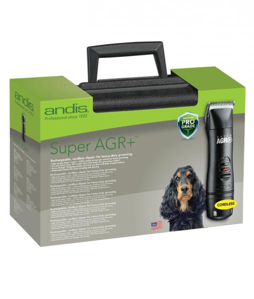 Nożyce Andis Super AGR + 5