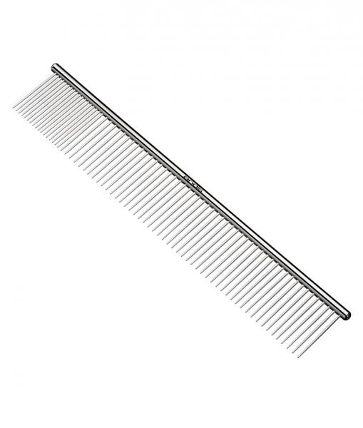 grzebien-metalowy-andis-do-futra-jednostronny-25-cm 2