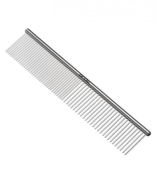grzebien-metalowy-andis-do-futra-jednostronny-18-cm 2