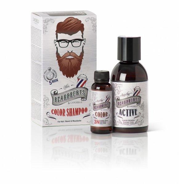 szampon-koloryzujacy-do-wlosow-i-brody-beardburys-ciemnobrazowy