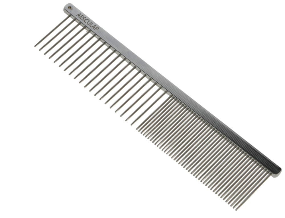 metalowy-grzebien-do-futra-aesculap-duzy